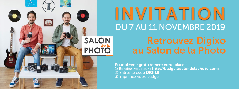 Invitation Salon Photo 2019