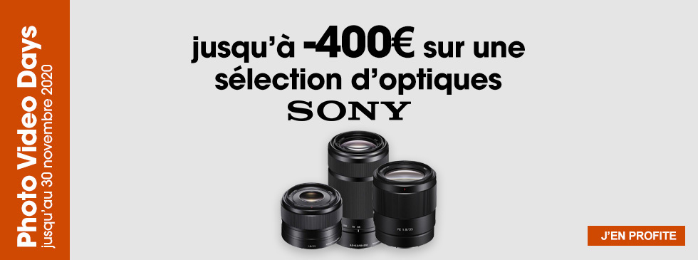 PVD / Sony optiques