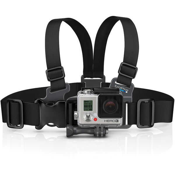 Harnais de fixation poitrine Chesty junior pour GoPro - CHESJR