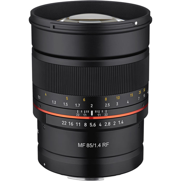 85mm f/1.4 MF Monture Canon RF
